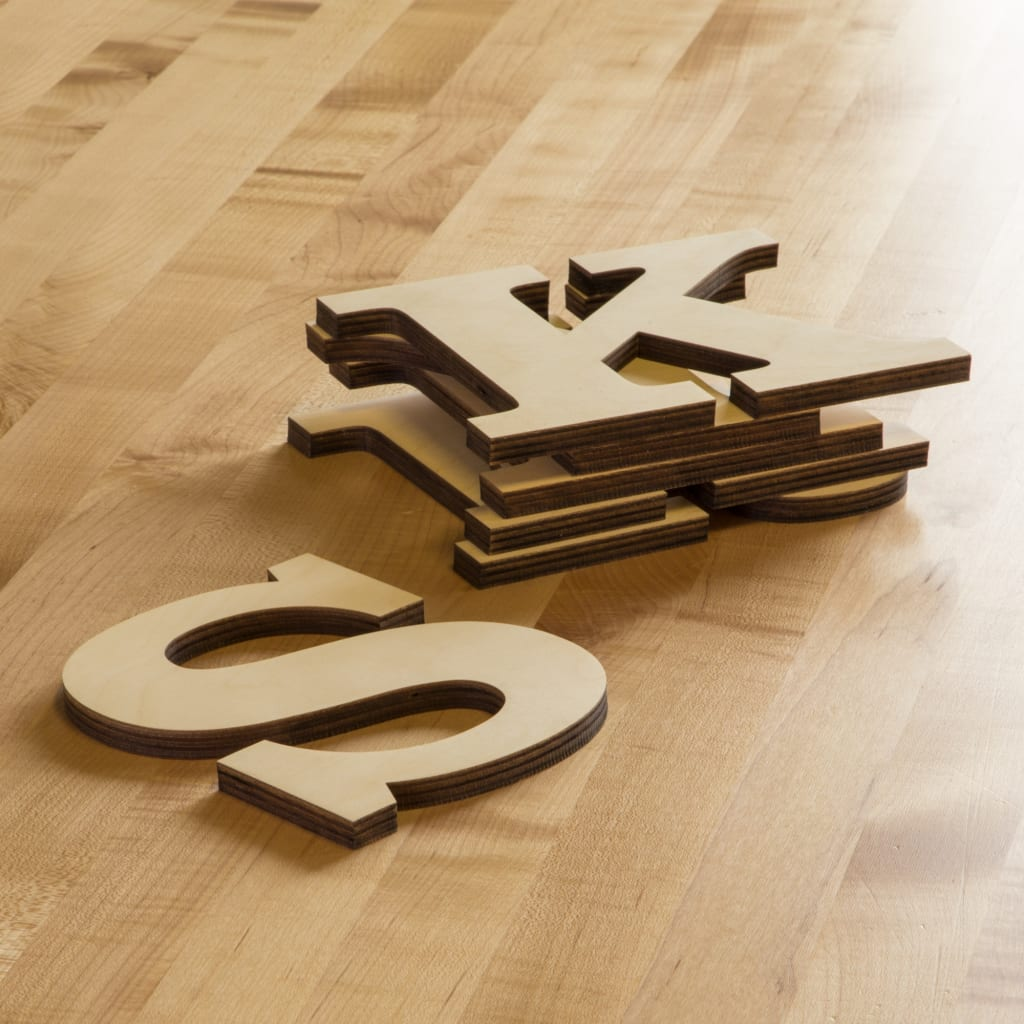 Custom Wood Letters Wall Wood Sign Laser Cut Letters Custom Quotes Wooden Cutout Phrase