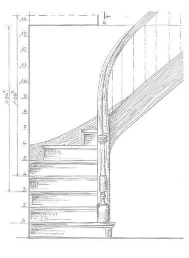 Hvordan bygger man en trætrappe