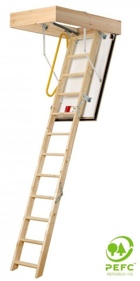 Tørring-step, EI30, 590 x1190 mm