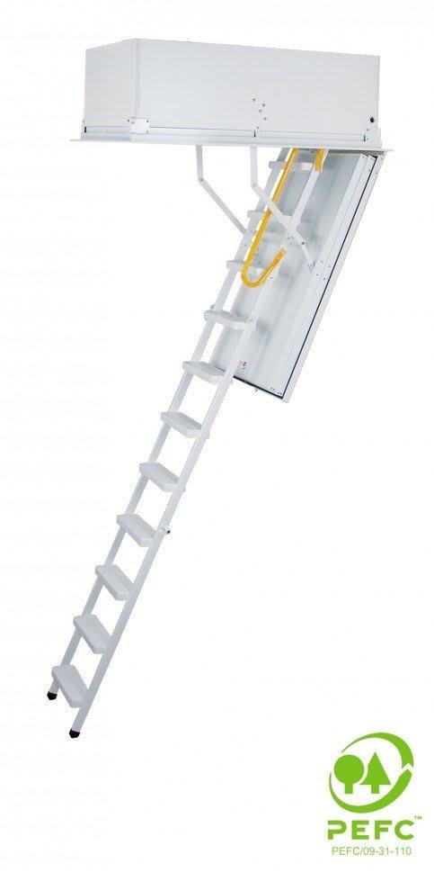 Tørring-Step, EI60 (BD60) 690 x 1190 mm
