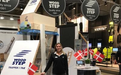 Wood Step vinder byggeriets energipris