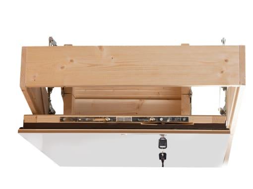 Tørring-Step, EI30 m/lås, 690 x 1190 mm
