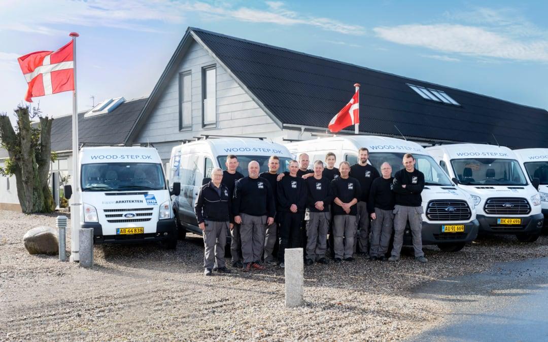 Vi søger trappemontører til Sjælland