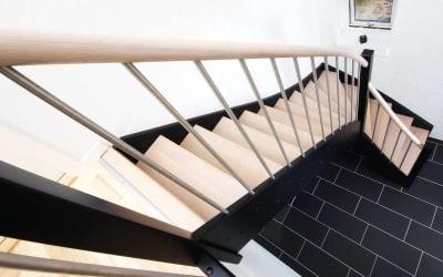 Trappen – et midtpunkt i husets design
