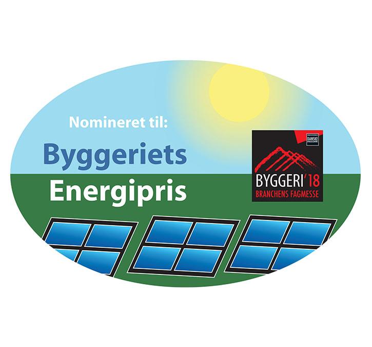 Nominering til Byggeriets Energipris