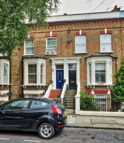 language stay host family house in london