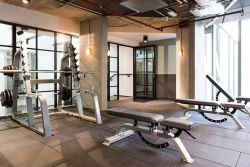 Chapter Kings London residence fitness