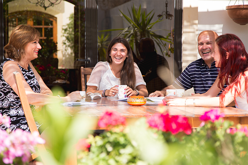 homestay family ec malta