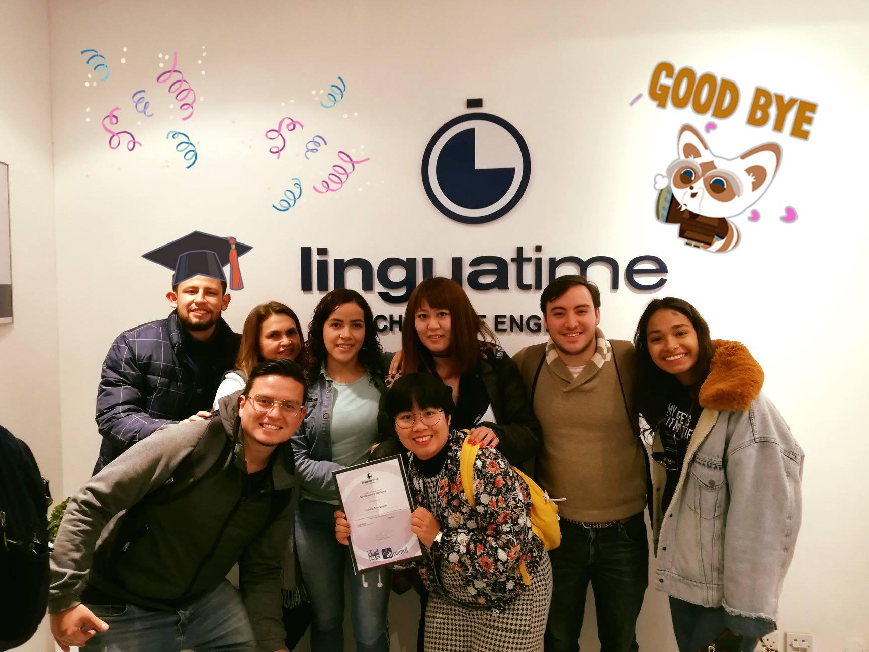 linguatime students