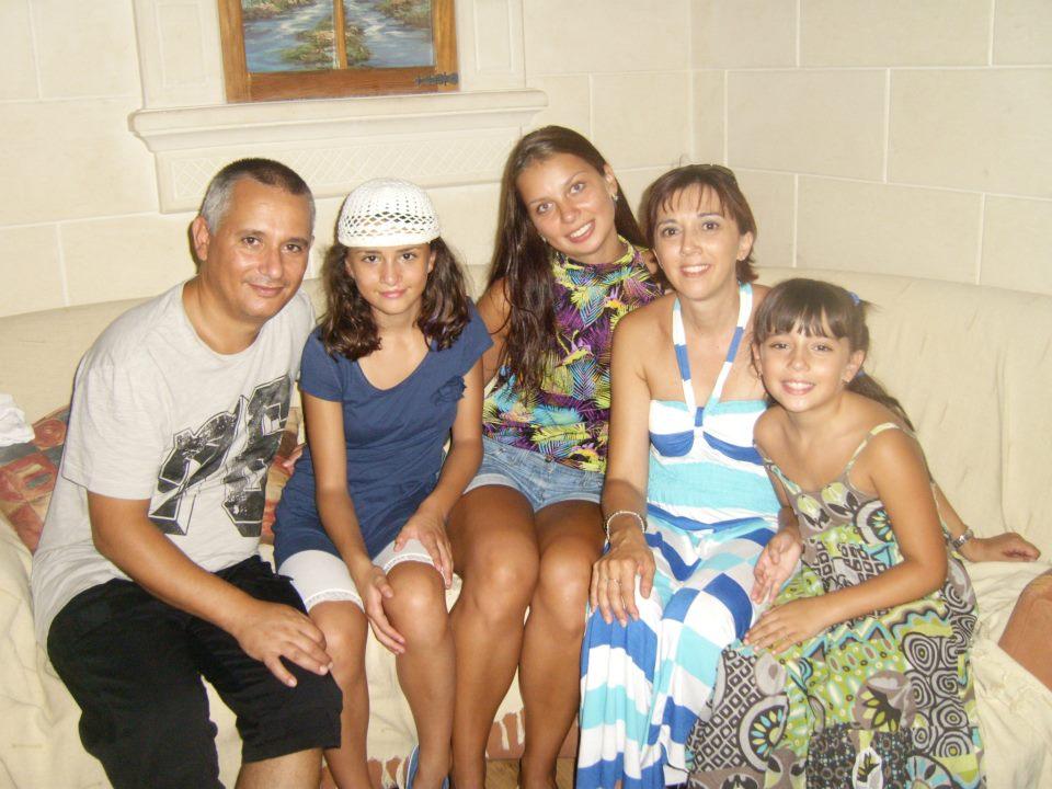 Host family linguatime malta