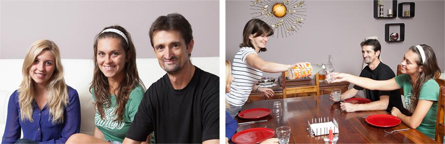 host family malta ese