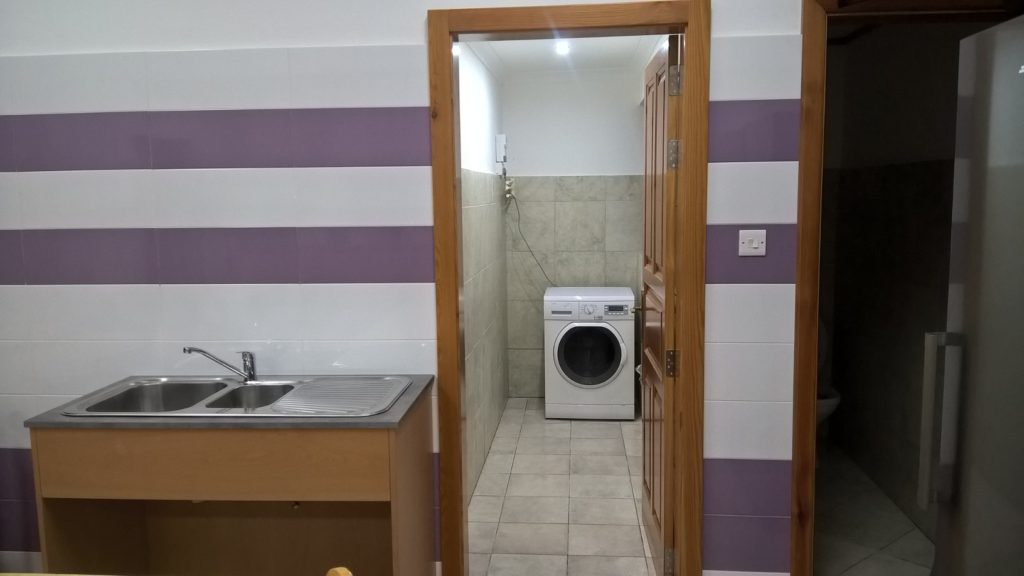 GSE Malta English School Adult Residence St Julians Laundry Room