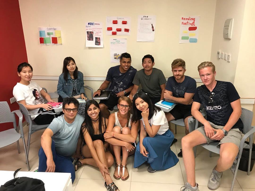 clubclass malta students classroom
