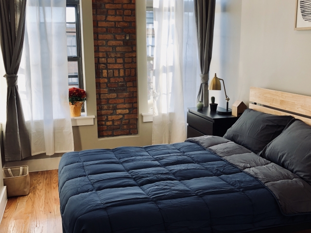Comfort Brooklyn Co Living new york ec double bed