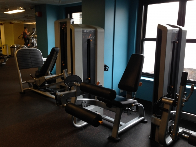 ec new york fitness center accommodation