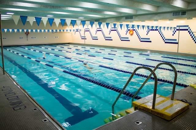 sprachcaffe new york pool residence