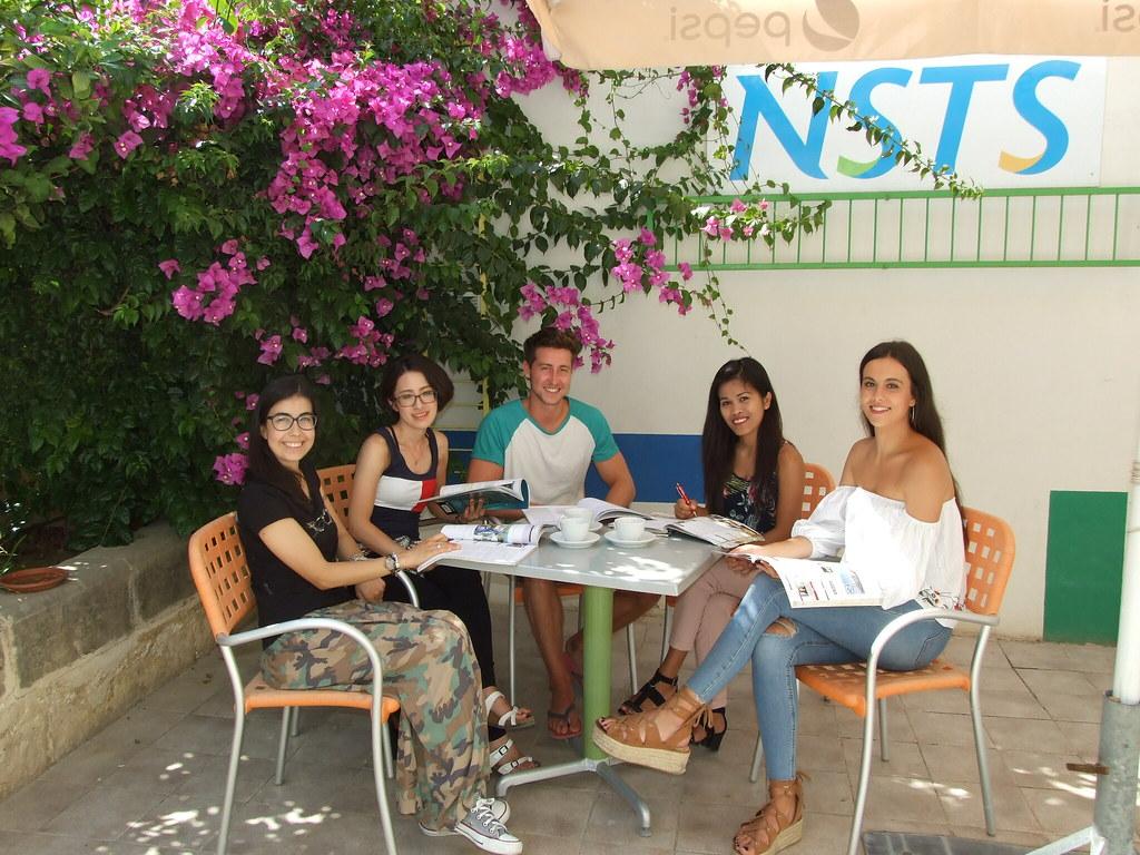 ntst malta students classroom