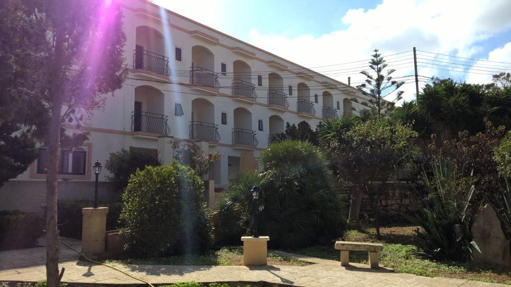 GSE Junior Accommodation Malta Porziuncola Residence St Julians school language