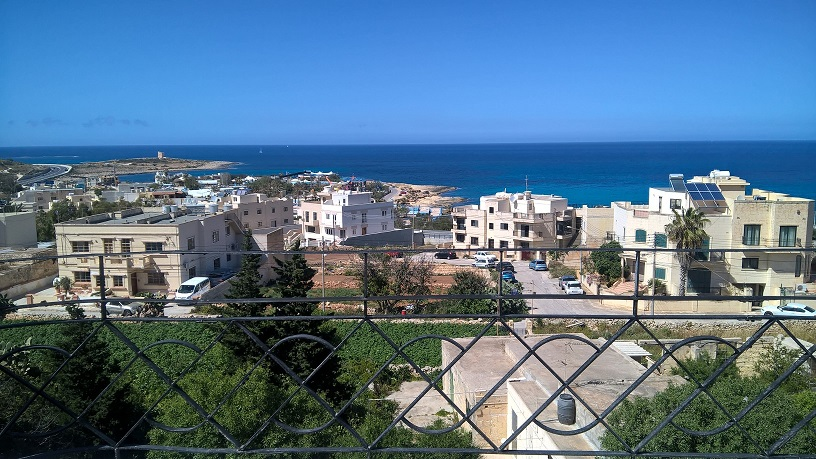 GSE Junior Accommodation Malta Porziuncola Residence St Julians sea view