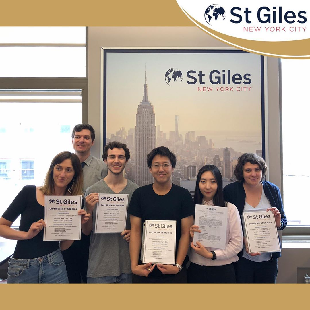 st giles new york students