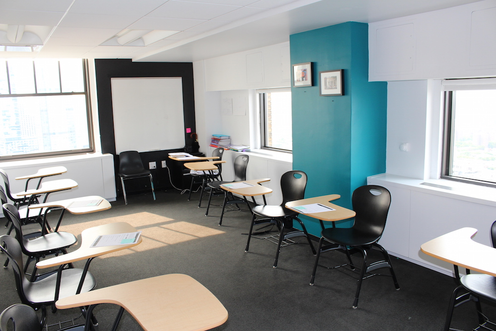 school brooklyn school of languages new york classroom