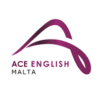 logo ACE English Malte