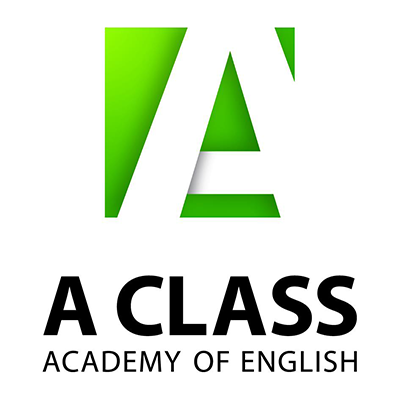 logo aclass-english-malta school