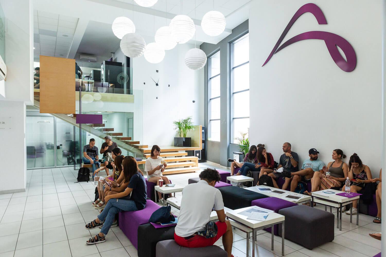 school escuela ecole malta ace building