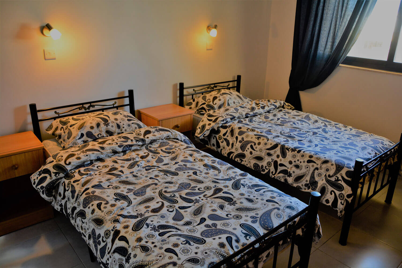 ace standart apartment malta bedroom