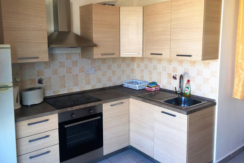 ace standart apartment malta kitchen cuisine