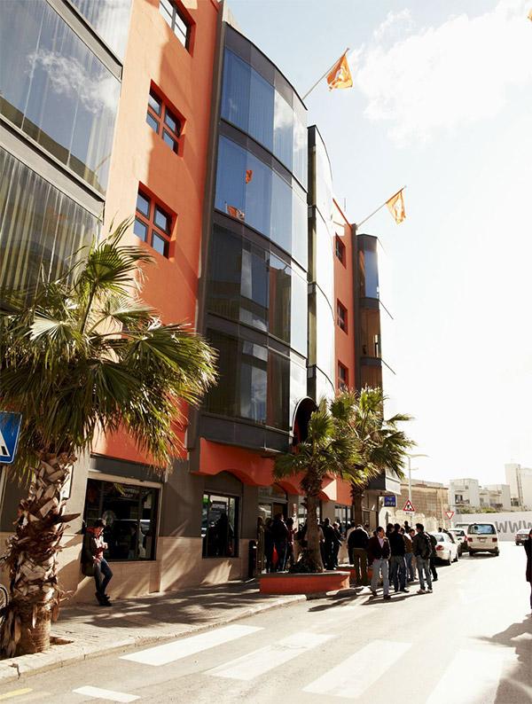 ec malta building