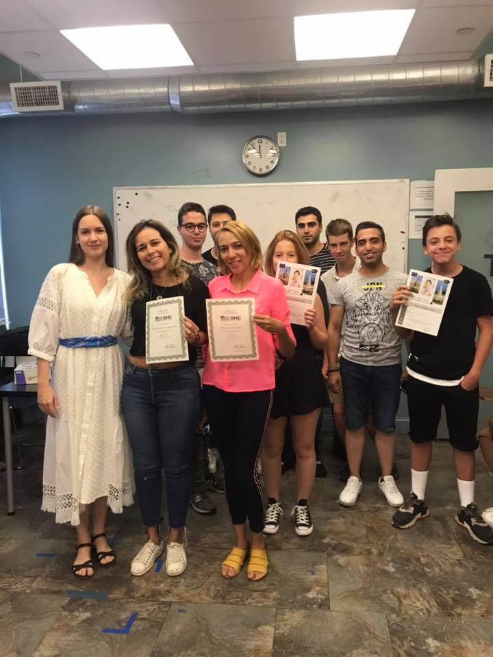 ohc new york students diploma