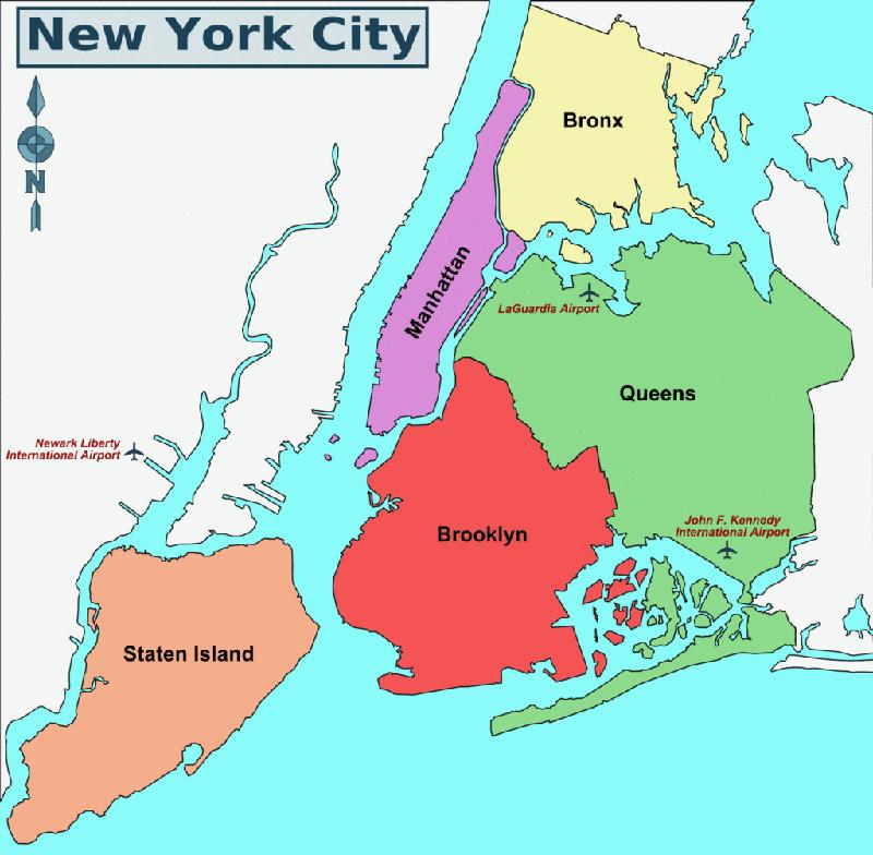 quartier new york