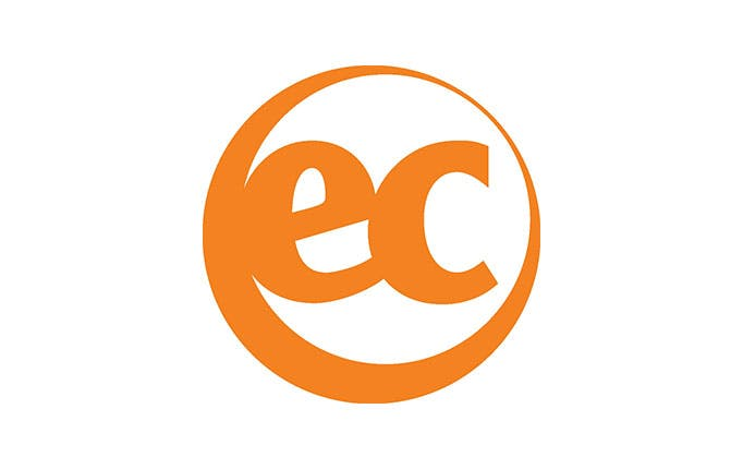 logo EC English school Dublin