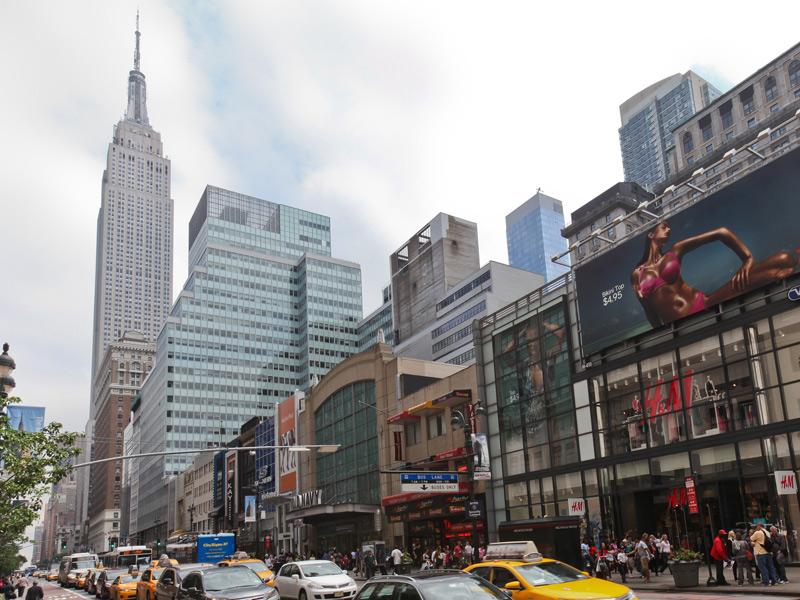 ohc new york street english