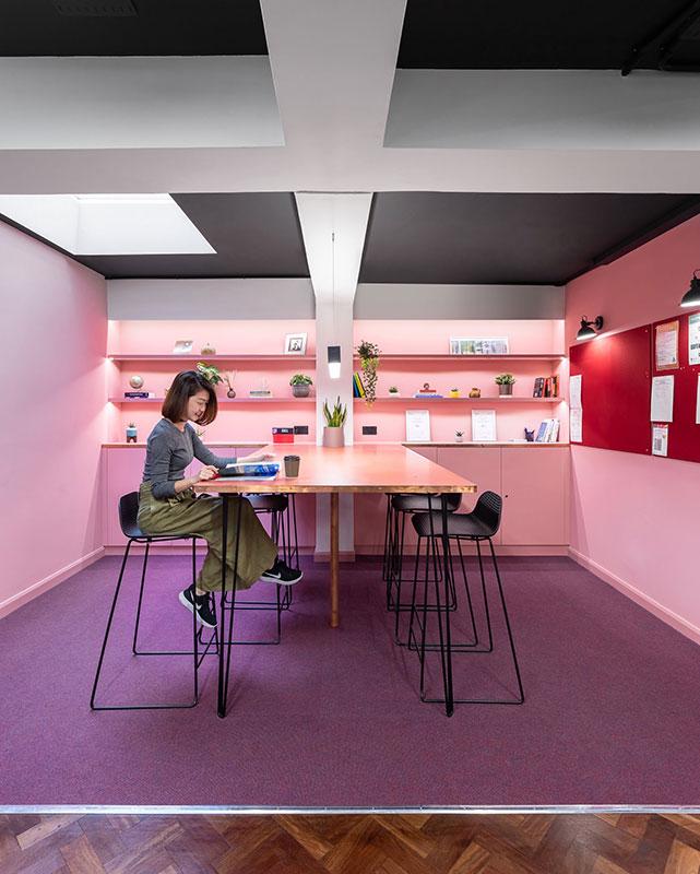 bayswater london school study area