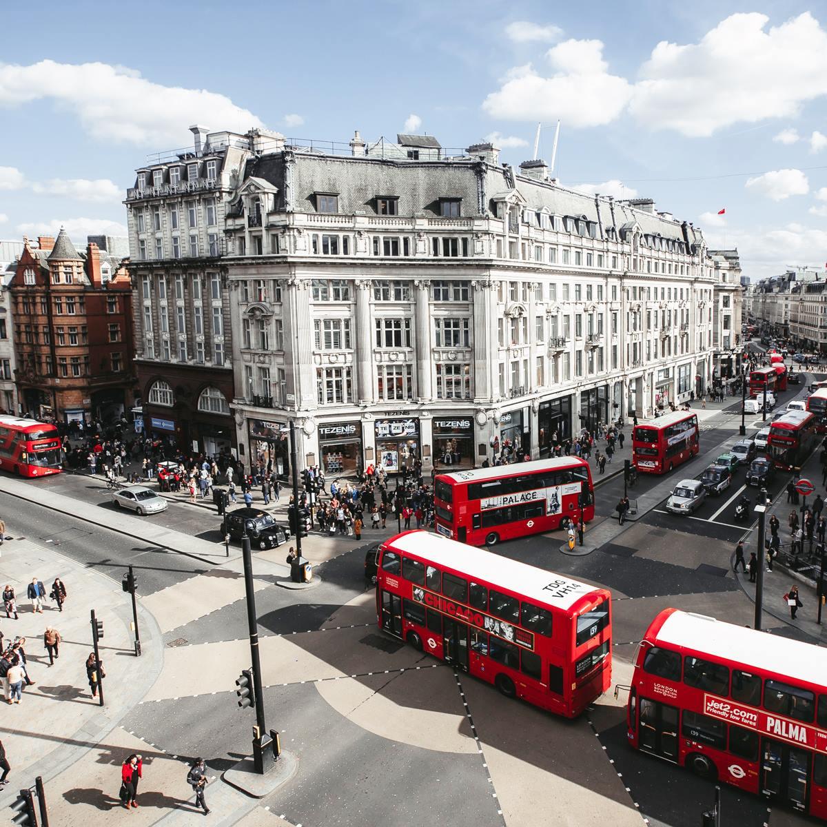 Surroundings london english school
