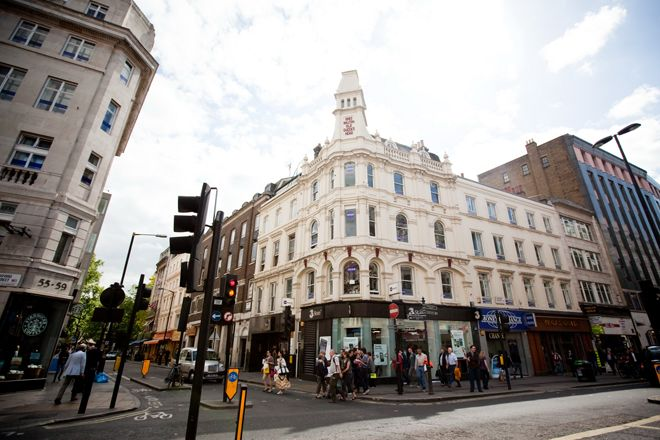 mayfair building london