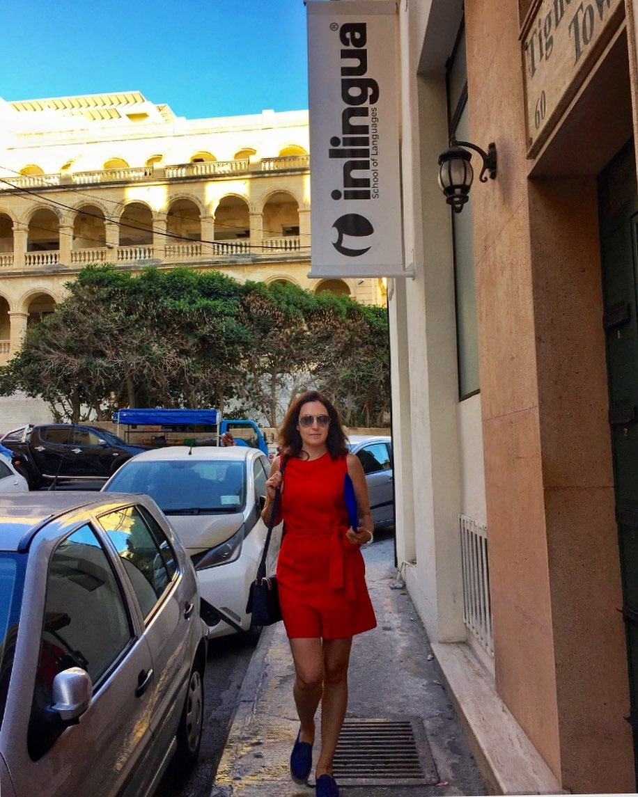 inlingua malta malte street