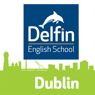 logo Delfin English School Dublin