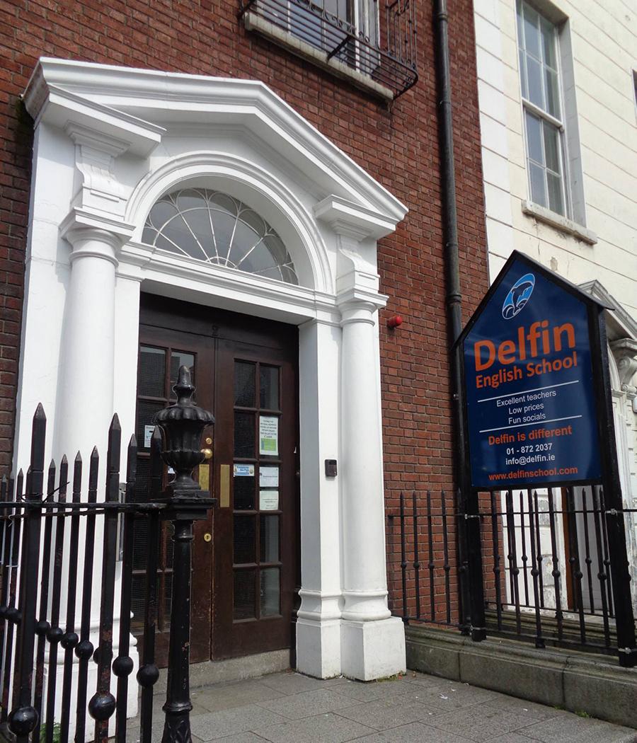 delfin school dublin building