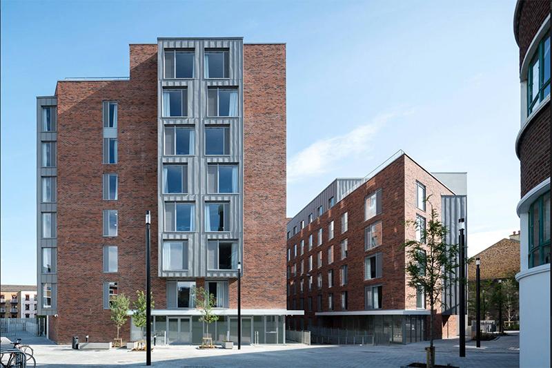 student residence dublin building