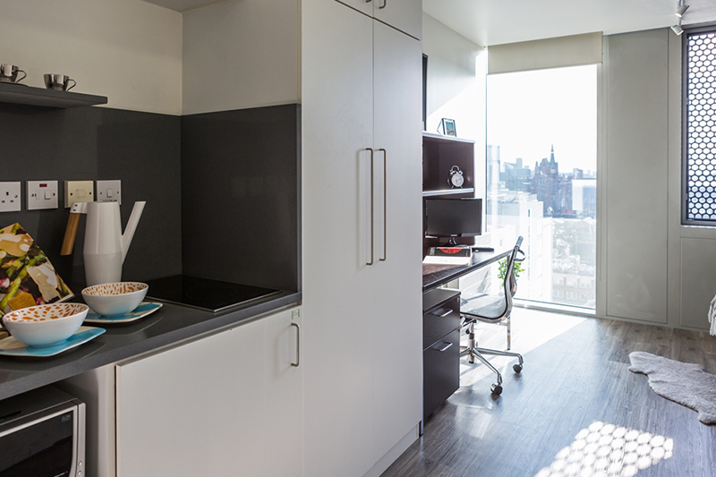 ec london chapter residence kitchen