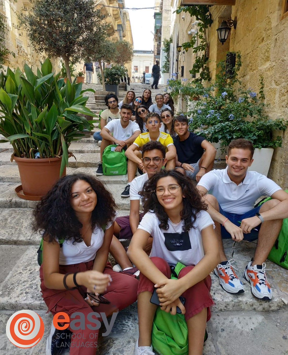 easy school languages malta students