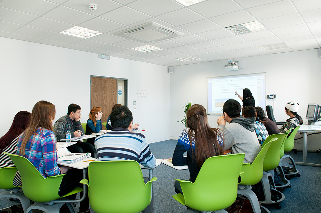 mayfair school london classroom