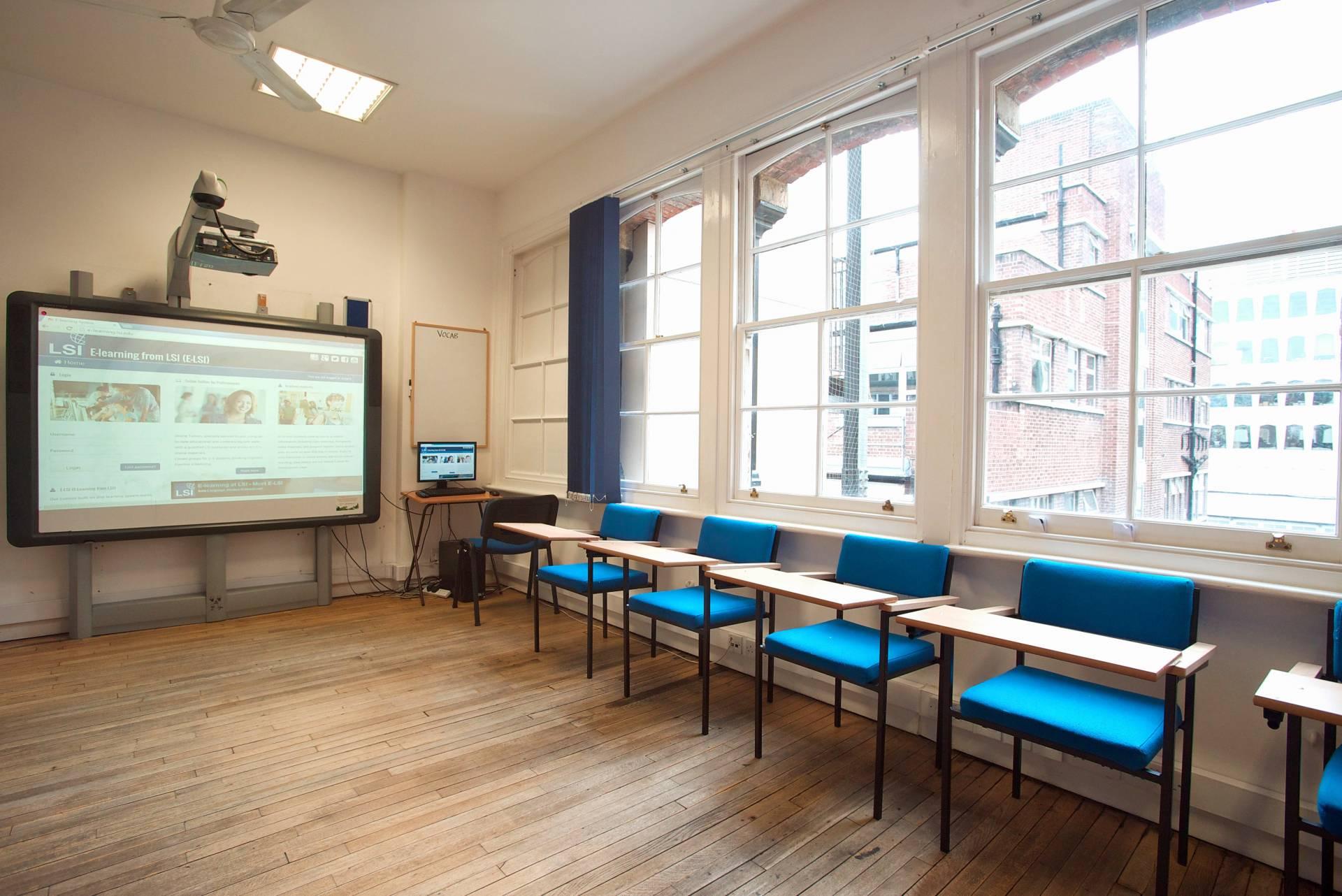 lsi london classroom