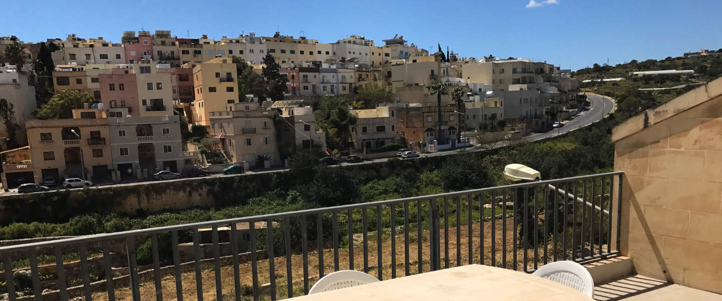 apartment valley view malta balcony