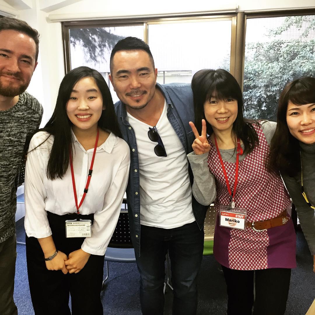 teacher japonease school tokyo