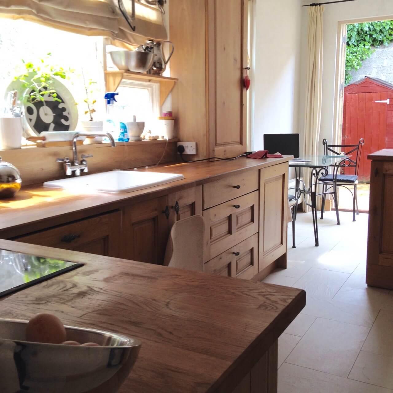 kitchen host families dublin