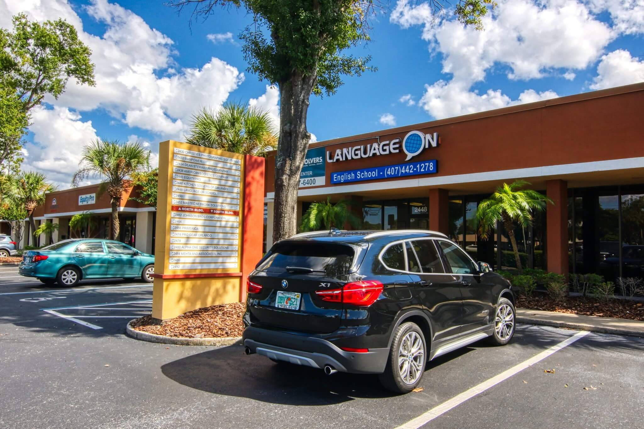 language on building orlando